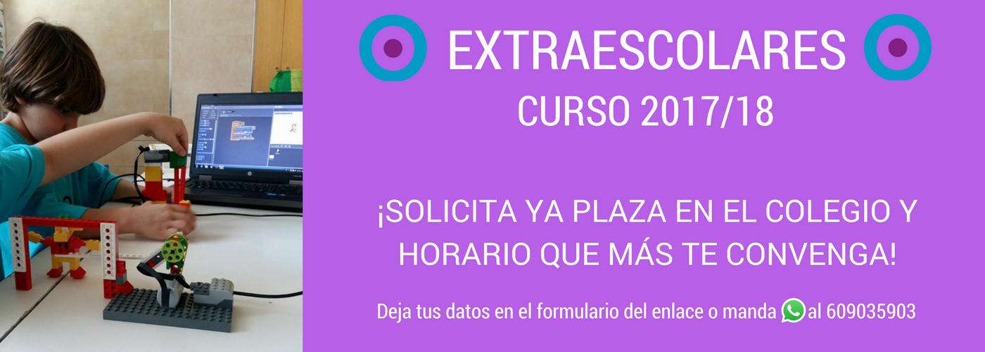 CARRUSEL EXTRAESCOLARES 2017-18