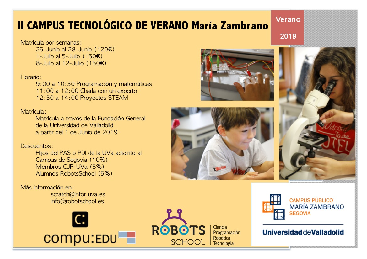 cartel campus uva 2019