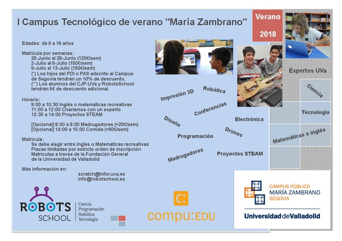 robotsschools-I-campus-tecnologico